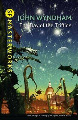 The Day Of The Triffids (S.F. MASTERWORKS) By John Wyndham Book The Cheap Fast • 9.99£