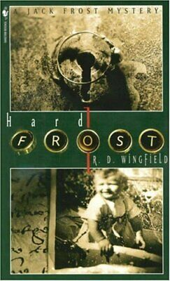 Hard Frost By Wingfield, R. D. Book The Cheap Fast Free Post • 7.99£
