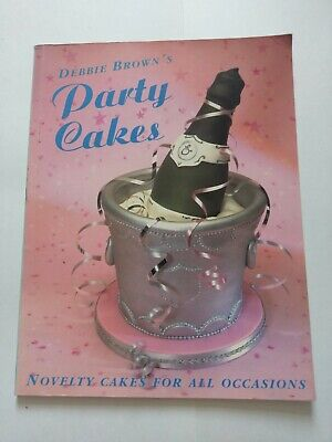 Debbie Brown's Party Cakes, Novelty Cakes For All Occasions. • 2.50£