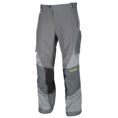 $ CDN647.37 • Buy KLIM Carlsbad Gray Motorcycle Touring Adventure Pants - Free Shipping - NEW