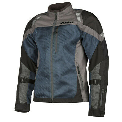 $ CDN456.18 • Buy KLIM Induction Blue Adventure Touring Mesh Motorcycle Jacket - Free Shipping