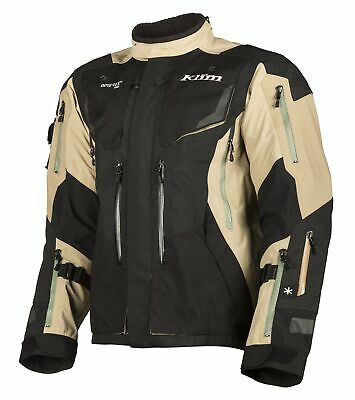 $ CDN1295.89 • Buy KLIM Badlands Pro Tan Motorcycle Touring Adventure Jacket - Free Shipping