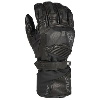 $ CDN355 • Buy Klim Badlands Gore-Tex Black Long Motorcycle Gloves - Free Shipping!
