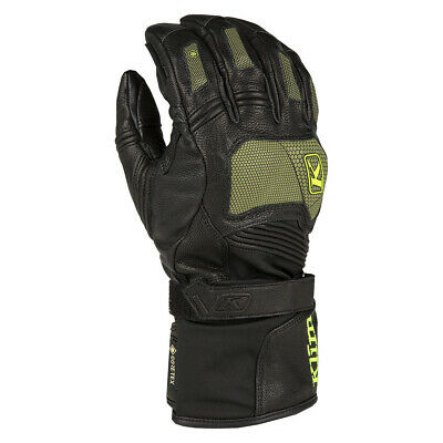 $ CDN355 • Buy Klim Badlands Long GTX Sage Motorcycle Gloves- Free Shipping!
