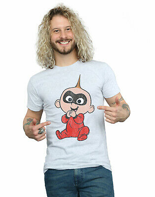 Disney Men's Incredibles 2 Jack Jack T-Shirt • 16.99£