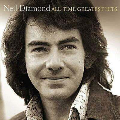 Neil Diamond - All-Time Greatest Hits (NEW 2 VINYL LP) • 29.39£