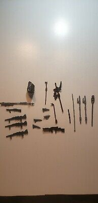 $ CDN100.40 • Buy Lot Of 19 Vintage Star Wars Weapons Accessory All Original