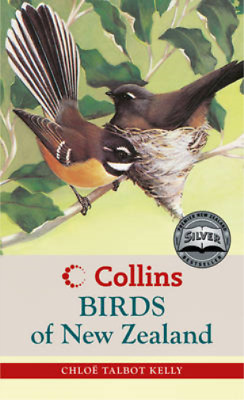 Collins Birds Of New Zealand, Chloe Talbot Kelly, Used; Good Book • 3.28£