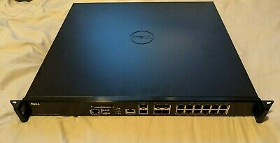 $425 • Buy Dell SonicWALL NSA 5600 Network Security Appliance