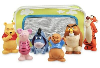 £18.07 • Buy Disney Winnie The Pooh And Pals Bath Toy Set For Baby NEW
