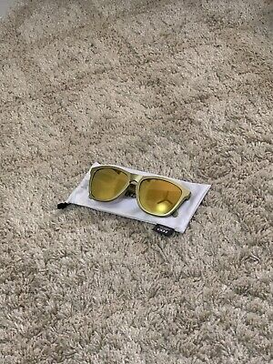 AU330 • Buy Oakley Frogskins Gold W/24k Iridium
