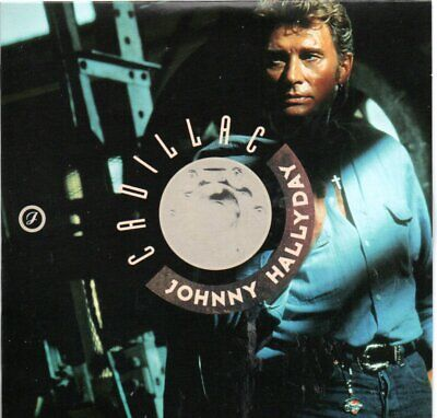 AU14.86 • Buy CD   Johnny Hallyday - Cadillac   New Sans Blister