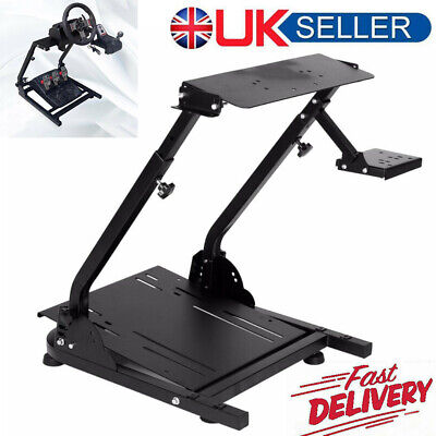 Racing Simulator Steering Wheel Stand Shifter Game Stand For G27 G29 G920 T300RS • 42.98£
