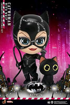 $ CDN78.12 • Buy Batman Returns - Catwoman With Whip Cosbaby Set - Hot Toys Free Shipping!