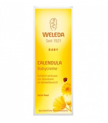 £17.57 • Buy WELEDA Diaper Area Cream With Calendula, 75 Ml