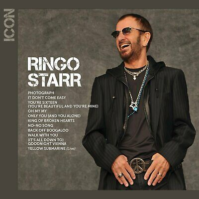 £6.45 • Buy RINGO STARR ICON THE BEST OF CD ALBUM (Released 2014) (Greatest Hits)