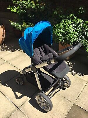 pushchair For Sale; Icandy Apple2pear; Excellent Condition • 124£