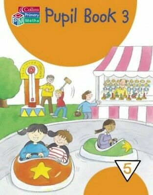 £9.12 • Buy Collins Primary Maths: Pupil Book 3 ( Year 5) Paperback Book The Cheap Fast Free
