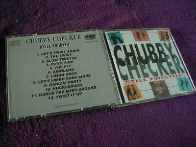 Chubby Checker, Still Twistin' ,cd  • 6.99£