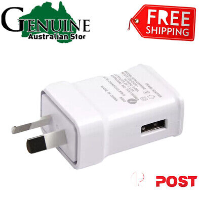 AU8 • Buy Fast Universal Travel 5V 2A USB AC Wall Charger Power Adapter For Samsung Huawei