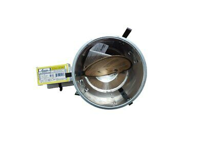 Lithonia 6  Recessed Dimmable Fluorescent Remodel Aluminum Can Fixture L7XFDR • 16.43£
