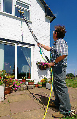 £79 • Buy 5metre Telescopic Window Cleaner Kits,glass Cleaner,window Cleaning Pole System