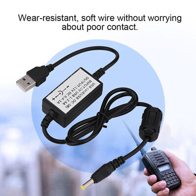 USB Charging Cable Chargers For YAESU VX6R/VX7R/VX8R/FT-1DR/VXA150 Walkie Ty1 • 7.32£