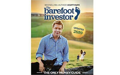 AU24.49 • Buy The Barefoot Investor Book 2019 Scott Pape The Only Money Guide You'll Ever Need