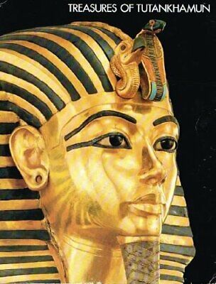 Treasures Of Tutankhamun: National Gallery Of Art By Ies, Edwards Book The Cheap • 14.99£
