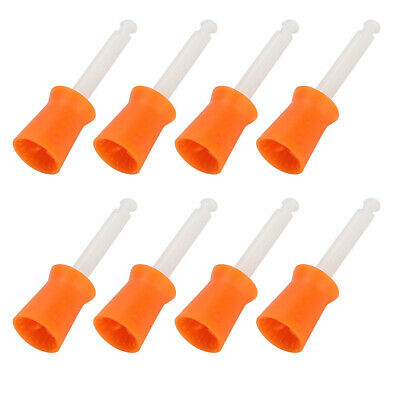 100PCS Polisher Brusher Cup,Tartar Plaque Remover For Teeth Polishing Buffing • 4.94£