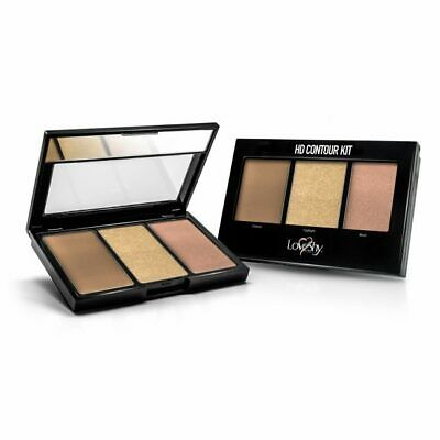 LoveShy HD Contour Kit 3x3.8g Made In UK • 4.99£