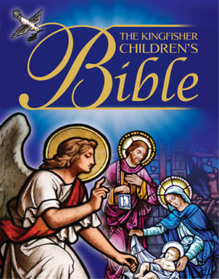 The Kingfisher Childrens Bible, Barnes, Trevor, Used; Good Book • 6.26£