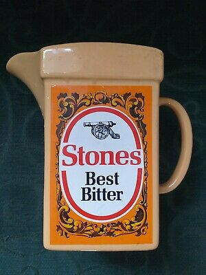£32.49 • Buy Rare Classic Stones Best Bitter Pub Jug By Wade England Christmas Ideal