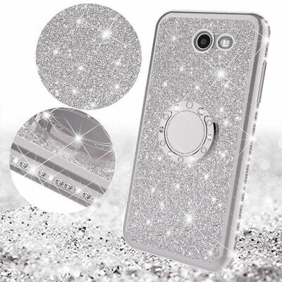 $ CDN7.14 • Buy For Samsung Galaxy S7 8 9 Bling Luxury Glitter Diamond Stand Phone Case Cover