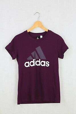 AU22.20 • Buy Adidas T Purple By Reluv Clothing