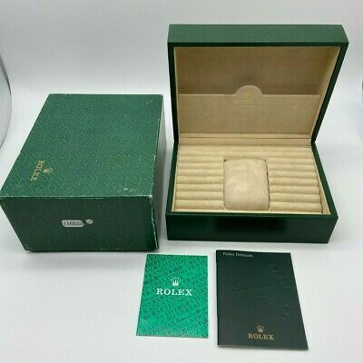 $ CDN142.37 • Buy GENUINE ROLEX Datejust 116523 Watch Box Case 70.00.08 #93
