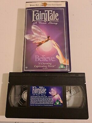 Fairytale: A True Story VHS Video Tape • 3.99£