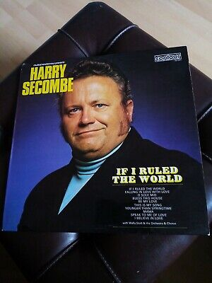 Harry Secombe If I Ruled The World LP Vinyl Record • 4.50£