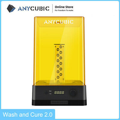 AU179 • Buy AU Ship ANYCUBIC Wash And Cure 2.0 For LCD SLA Resin 3D Printer 405nm UV Light