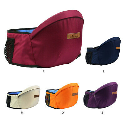 Baby Carriers Infant Hip Seat Waist Bag Multifunctional Universal Portable UK  • 9.99£