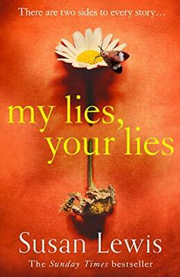 £3.99 • Buy My Lies, Your Lies By Lewis, Susan Book The Cheap Fast Free Post