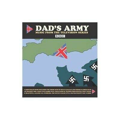 £10.35 • Buy Various - Dad's Army: Music From The TV Series - Various CD WGVG The Cheap Fast