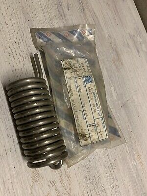 Ford 10 Series Pick Up Hitch Release Hook Return Spring Genuine New Old Stock • 19£
