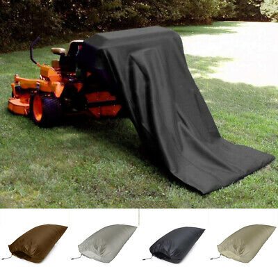 AU41.97 • Buy Leaf Bag Mower Large Lawn Tractor Universal Collection Cleaner Storage