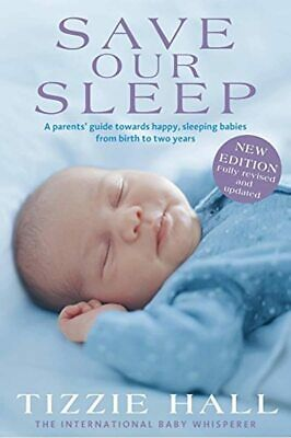 AU24.24 • Buy Save Our Sleep: Revised Edition Paperback Book By Tizzie Hall NEW FREE SHIPPING