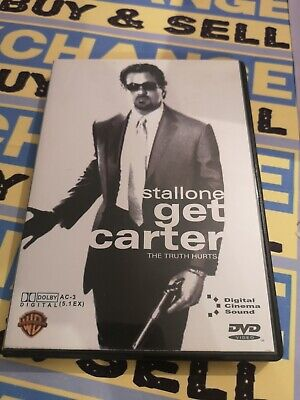 Get Carter (DVD, 2002) NTSC All Region FREE UK POSTAGE  • 2.99£