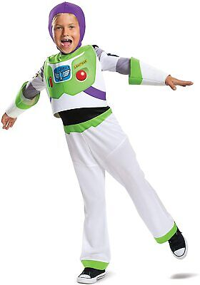 £15.57 • Buy Disney's Toy Story 4 Buzz Lightyear Classic Child Costume   Disguise 90192