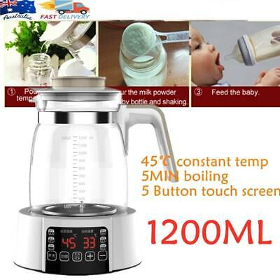 AU60 • Buy Electric Kettle Baby Smart Milk Thermostat Constant Temperature Water Warmer