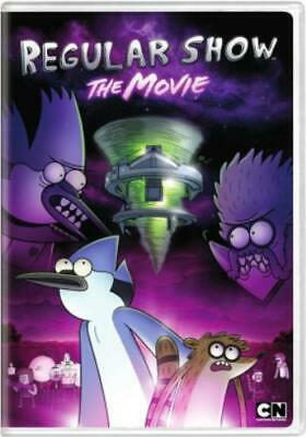 REGULAR SHOW: THE MOVIE (Region 1 DVD,US Import.) • 11.39£