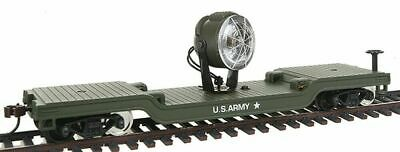 $ CDN23.97 • Buy Ho Trains Us Army Searchlight Car Military Action Series By Model Power 98664